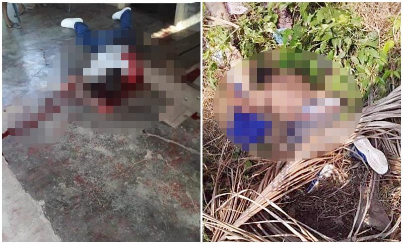 Acribillan a dos hombres en La Ceiba