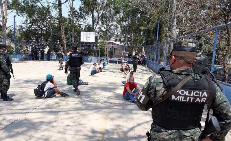 Honduras: Más de 6.000 detenidos por incumplir el toque de queda por COVID-19