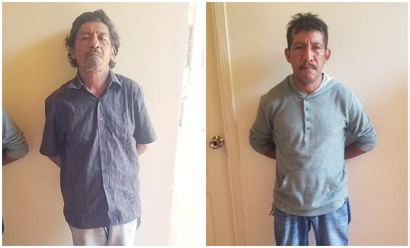 Por distintos delitos arrestan a dos hombres; las autoridades ejecutarón órdenes de captura