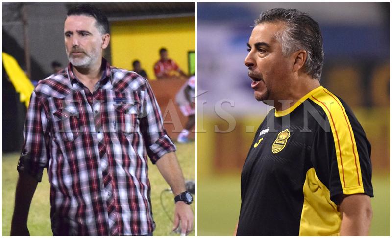 Araujo y Ramiro Martínez volaron hacia Uruguay