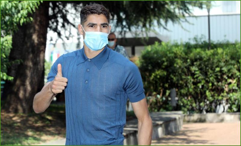 Real Madrid e Inter confirman el traspaso de Achraf