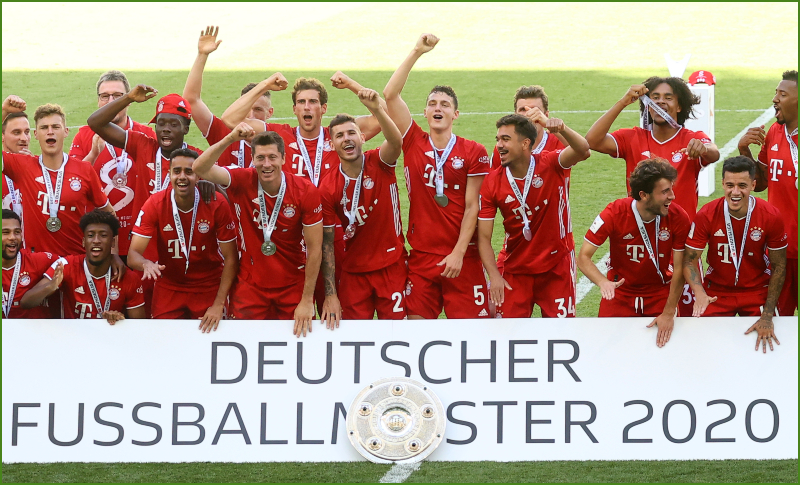 El Bayern busca la Copa para seguir aspirando al triplete