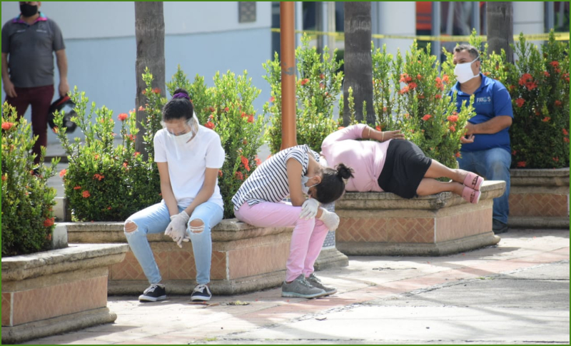 Honduras: Al menos unas 23 personas fallecieron a causa de covid en las últimas horas