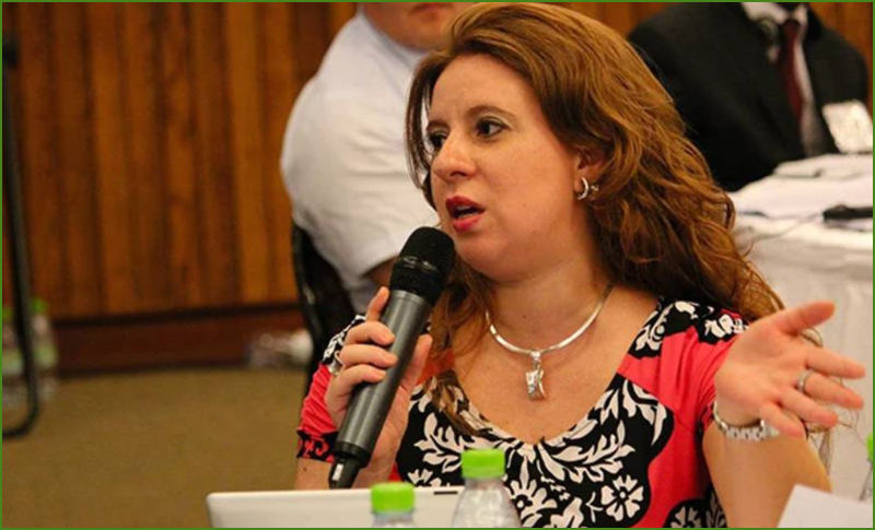 Proponen a Evelyn Bautista como nueva directora de Invest-H