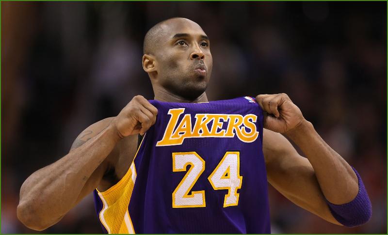 Kobe Bryant, protagonista de portada especial de videojuego NBA