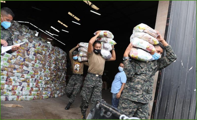 Hondureños se beneficiarán con tercera fase de la Operación Honduras Solidaria