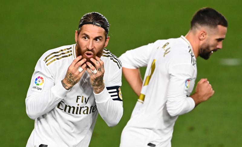 La Liga cada vez más cerca del Real Madrid