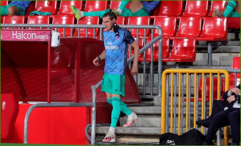 Gareth Bale se marcha cedido al Tottenham