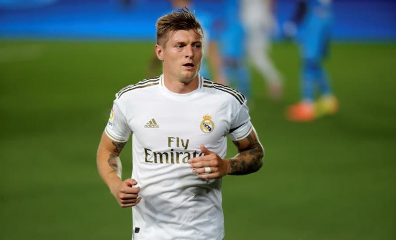 Zidane recupera efectivos, a excepción de Kroos, pensando en el Valladolid