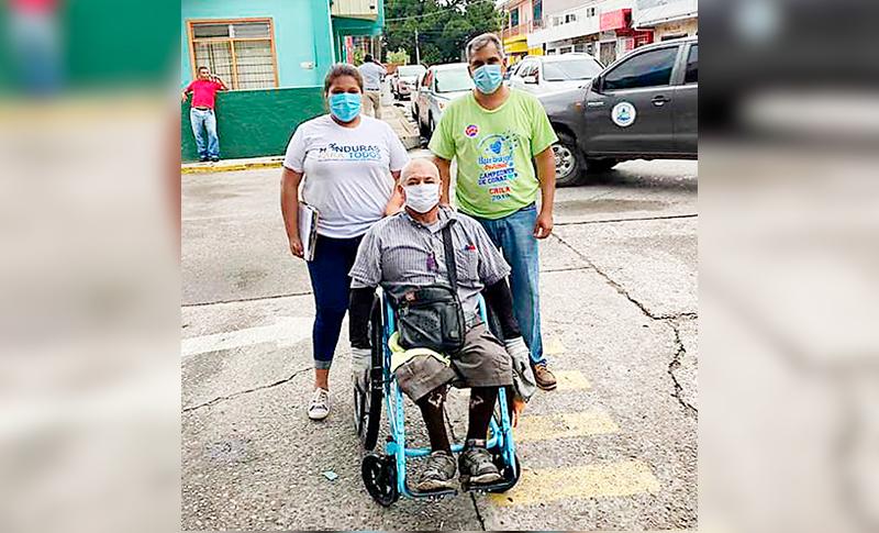 con el suministro energético se garantiza la rehabilitación de pacientes del CRILA