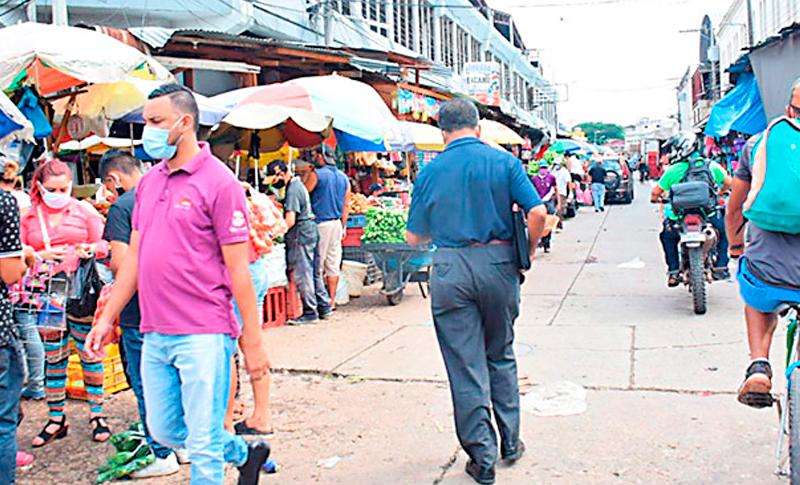 Nueve mercados capitalinos ya están abiertos