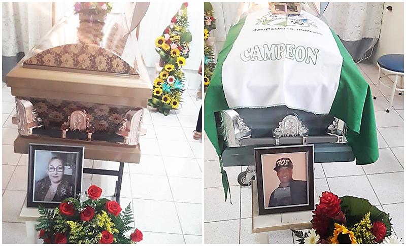 Llegaron cuerpos de porteños ultimados en Tijuana, México