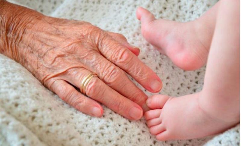 """""""No tengo para mantenerlo"""", abuelito deja a su nieto en el abandono"""
